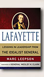 """Lafayette: The Idealist General"" cover"