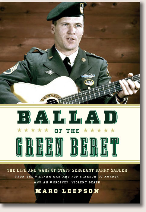 """Ballad of the Green Beret"""
